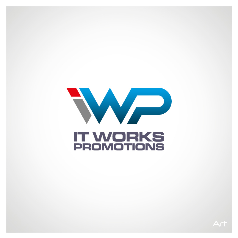 Logo Design by Puspita Wahyuni - Entry No. 34 in the Logo Design Contest Creative Logo Design for It Works Promotions.