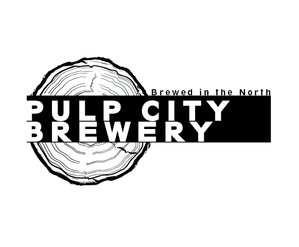Logo Design by Chris Cowan - Entry No. 38 in the Logo Design Contest Artistic Logo Design for Pulp City Brewery.