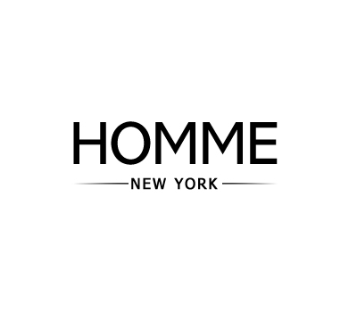 Logo Design by Crystal Desizns - Entry No. 128 in the Logo Design Contest Artistic Logo Design for HOMME | NEW YORK.