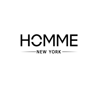 Logo Design by Crystal Desizns - Entry No. 129 in the Logo Design Contest Artistic Logo Design for HOMME | NEW YORK.