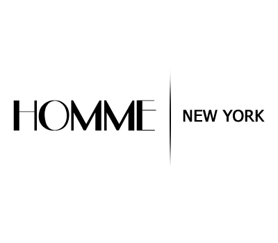 Logo Design by Crystal Desizns - Entry No. 130 in the Logo Design Contest Artistic Logo Design for HOMME | NEW YORK.