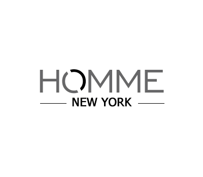 Logo Design by Crystal Desizns - Entry No. 133 in the Logo Design Contest Artistic Logo Design for HOMME | NEW YORK.