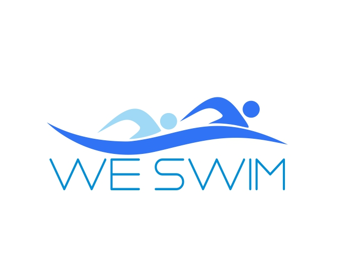 Logo Design by ronny - Entry No. 34 in the Logo Design Contest Captivating Logo Design for We Swim.