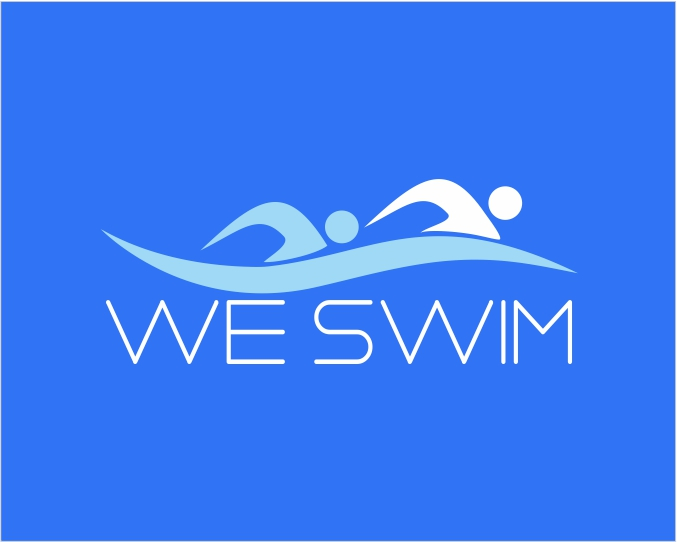 Logo Design by ronny - Entry No. 35 in the Logo Design Contest Captivating Logo Design for We Swim.