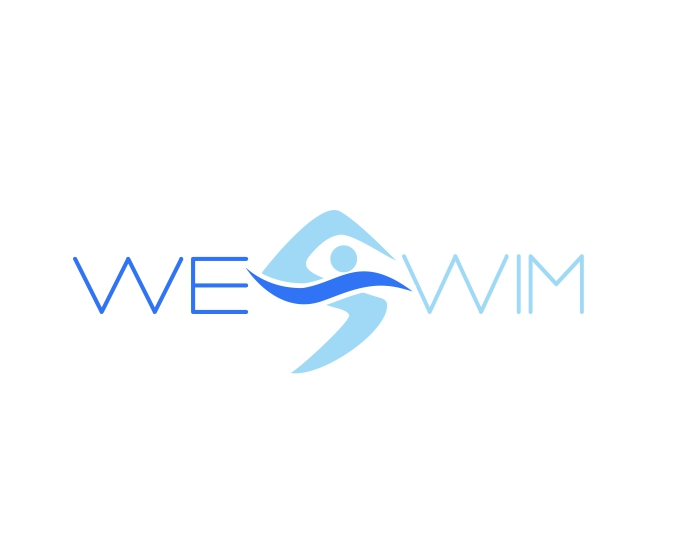 Logo Design by ronny - Entry No. 36 in the Logo Design Contest Captivating Logo Design for We Swim.