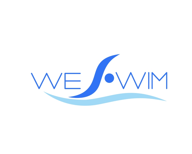 Logo Design by ronny - Entry No. 38 in the Logo Design Contest Captivating Logo Design for We Swim.