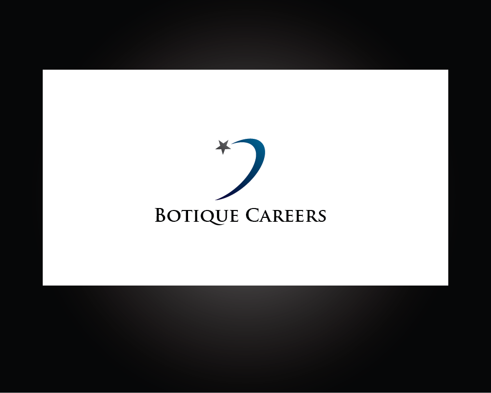 Logo Design by roc - Entry No. 7 in the Logo Design Contest Captivating Logo Design for Boutique Careers.
