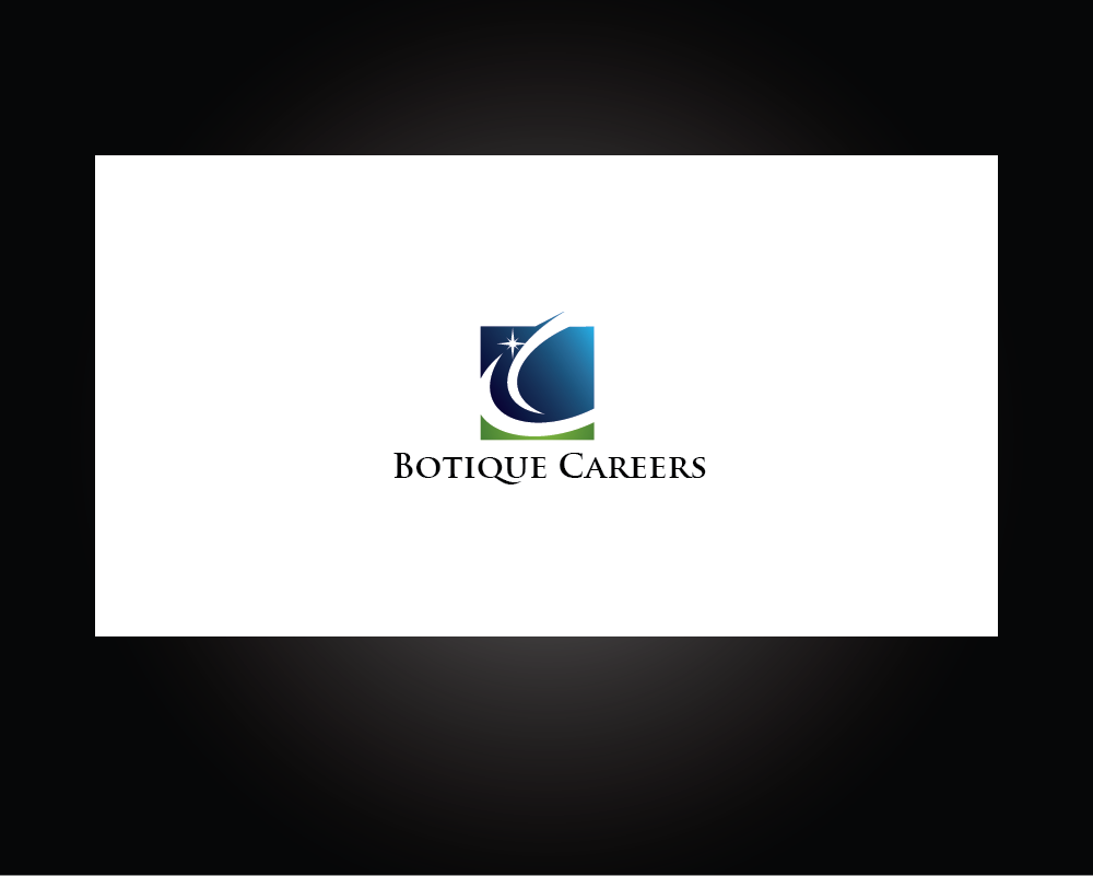 Logo Design by roc - Entry No. 8 in the Logo Design Contest Captivating Logo Design for Boutique Careers.