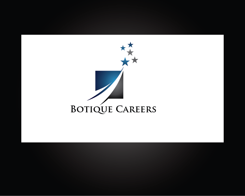 Logo Design by roc - Entry No. 9 in the Logo Design Contest Captivating Logo Design for Boutique Careers.