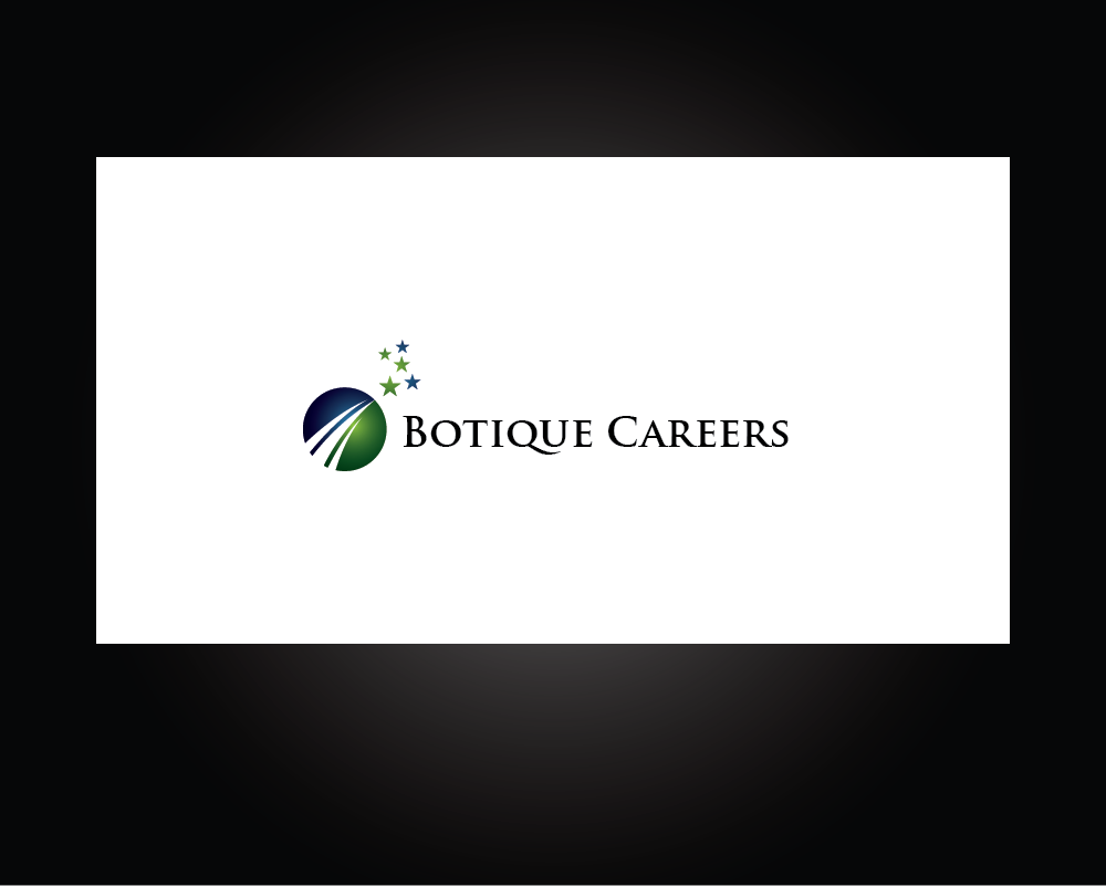 Logo Design by roc - Entry No. 10 in the Logo Design Contest Captivating Logo Design for Boutique Careers.
