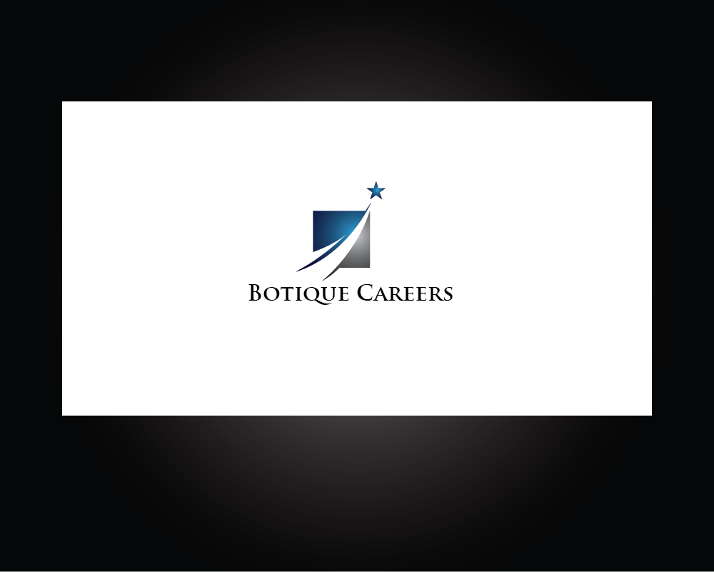 Logo Design by roc - Entry No. 11 in the Logo Design Contest Captivating Logo Design for Boutique Careers.