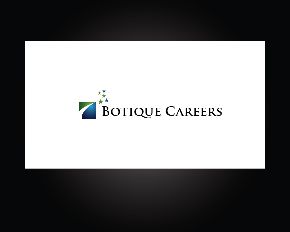 Logo Design by roc - Entry No. 12 in the Logo Design Contest Captivating Logo Design for Boutique Careers.