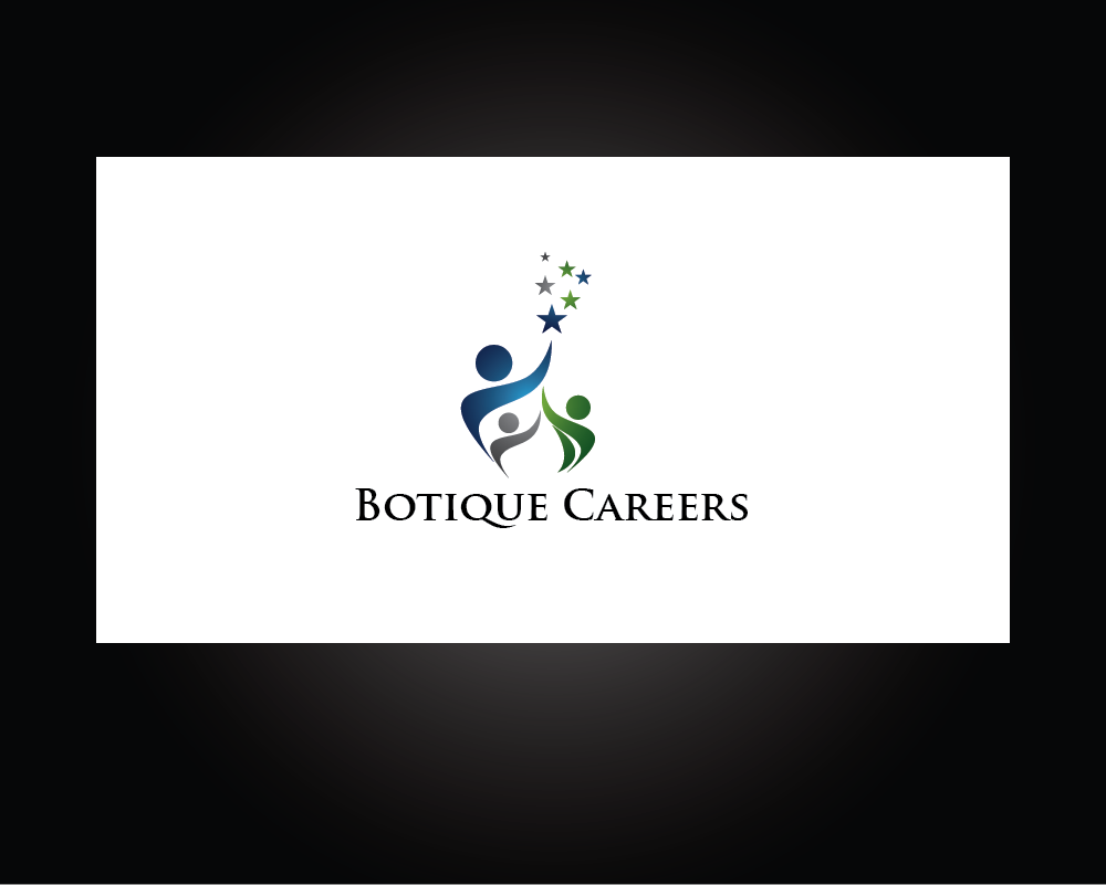 Logo Design by roc - Entry No. 13 in the Logo Design Contest Captivating Logo Design for Boutique Careers.