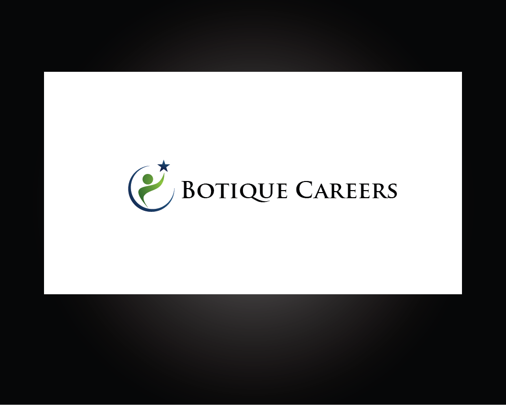 Logo Design by roc - Entry No. 14 in the Logo Design Contest Captivating Logo Design for Boutique Careers.