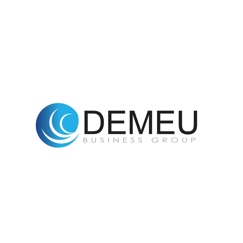 Logo Design by Private User - Entry No. 62 in the Logo Design Contest Captivating Logo Design for DEMEU Business Group.