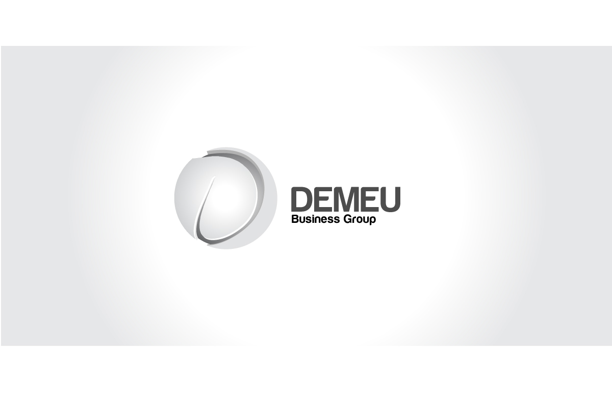Logo Design by Jagdeep Singh - Entry No. 66 in the Logo Design Contest Captivating Logo Design for DEMEU Business Group.