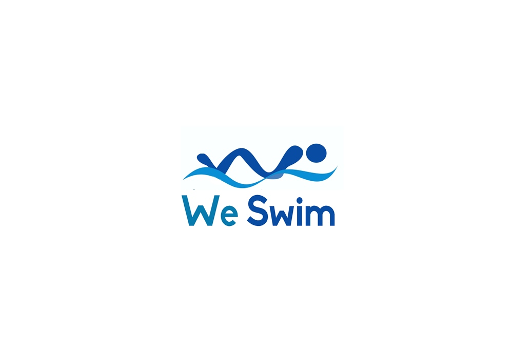 Logo Design by Respati Himawan - Entry No. 40 in the Logo Design Contest Captivating Logo Design for We Swim.