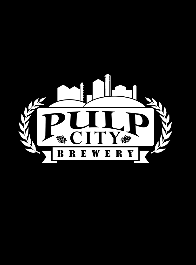 Logo Design by Private User - Entry No. 40 in the Logo Design Contest Artistic Logo Design for Pulp City Brewery.