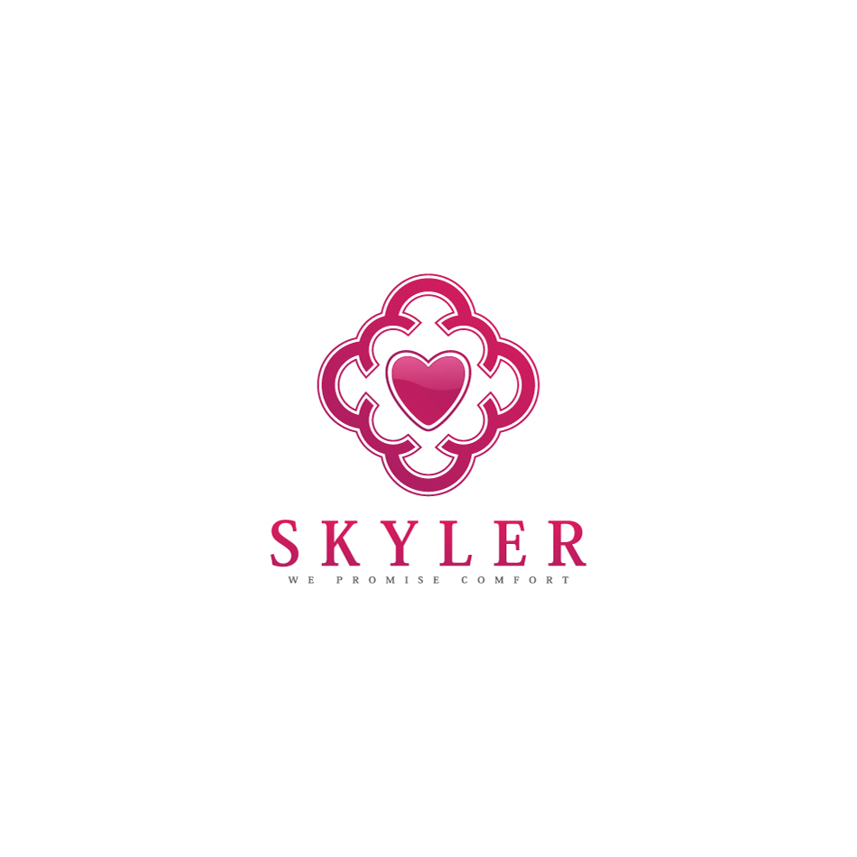 Logo Design by a-m-b-i-e-n-t - Entry No. 247 in the Logo Design Contest Skyler Clothing Logo.