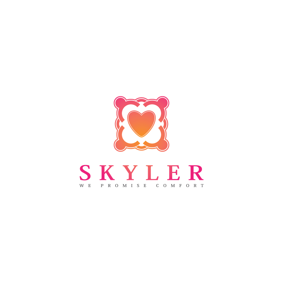 Logo Design by a-m-b-i-e-n-t - Entry No. 248 in the Logo Design Contest Skyler Clothing Logo.
