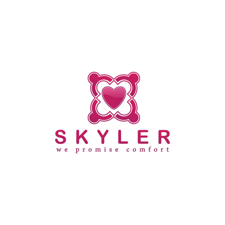 Logo Design by a-m-b-i-e-n-t - Entry No. 249 in the Logo Design Contest Skyler Clothing Logo.