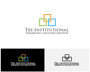 Logo Design by Private User - Entry No. 53 in the Logo Design Contest Inspiring Logo Design for Tri-Institutional Therapeutics Discovery Institute.