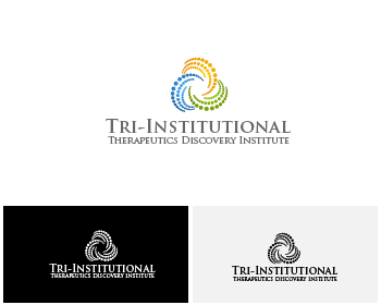Logo Design by Private User - Entry No. 54 in the Logo Design Contest Inspiring Logo Design for Tri-Institutional Therapeutics Discovery Institute.