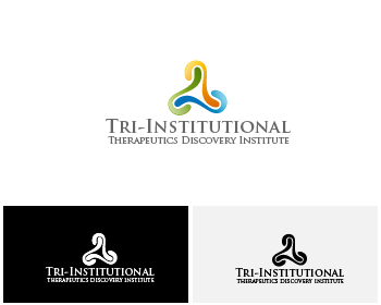 Logo Design by Private User - Entry No. 55 in the Logo Design Contest Inspiring Logo Design for Tri-Institutional Therapeutics Discovery Institute.