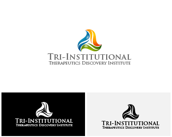 Logo Design by Private User - Entry No. 56 in the Logo Design Contest Inspiring Logo Design for Tri-Institutional Therapeutics Discovery Institute.