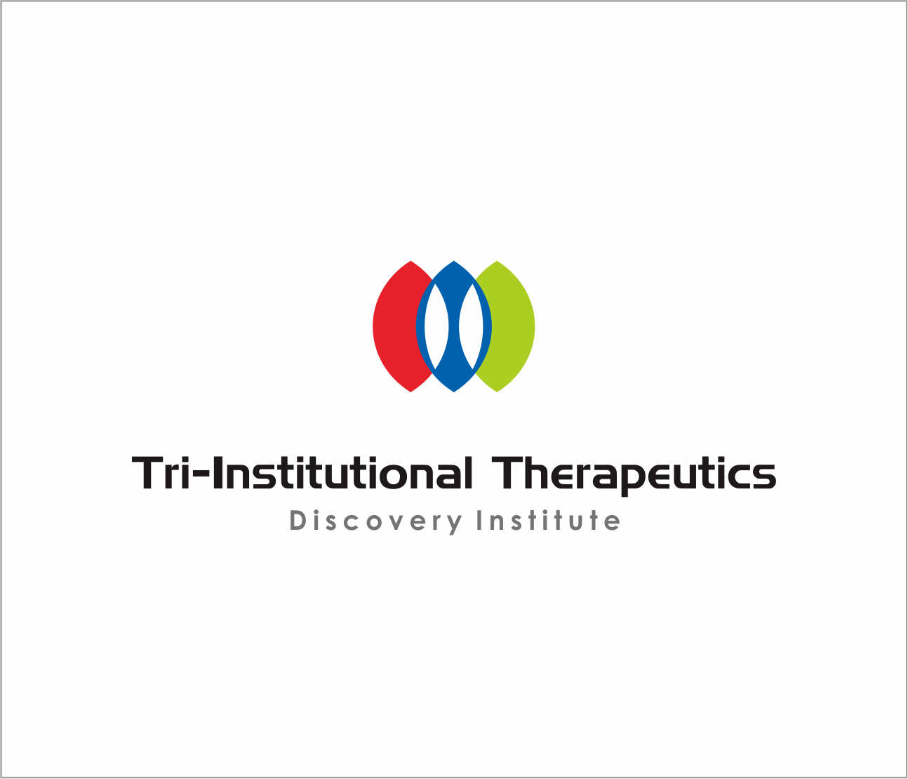 Logo Design by Armada Jamaluddin - Entry No. 58 in the Logo Design Contest Inspiring Logo Design for Tri-Institutional Therapeutics Discovery Institute.