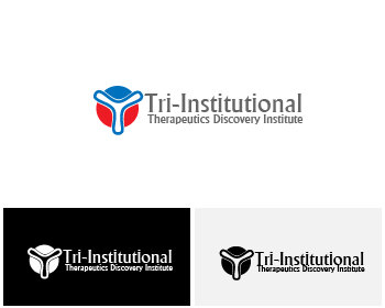 Logo Design by Private User - Entry No. 59 in the Logo Design Contest Inspiring Logo Design for Tri-Institutional Therapeutics Discovery Institute.