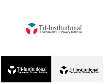 Logo Design by Private User - Entry No. 60 in the Logo Design Contest Inspiring Logo Design for Tri-Institutional Therapeutics Discovery Institute.
