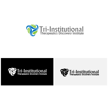 Logo Design by Private User - Entry No. 61 in the Logo Design Contest Inspiring Logo Design for Tri-Institutional Therapeutics Discovery Institute.