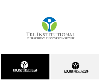 Logo Design by Private User - Entry No. 62 in the Logo Design Contest Inspiring Logo Design for Tri-Institutional Therapeutics Discovery Institute.