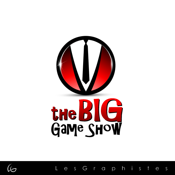 Logo Design by Les-Graphistes - Entry No. 41 in the Logo Design Contest The Big Game Show logo.