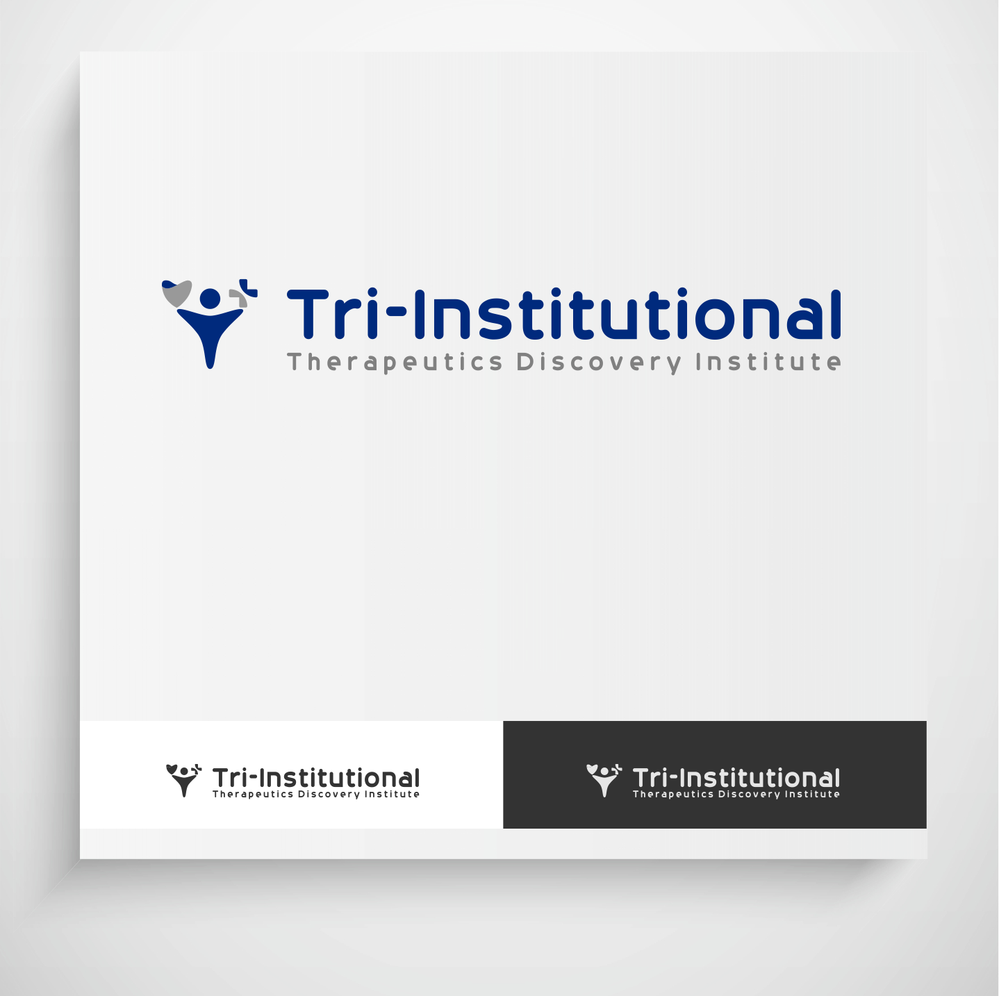 Logo Design by Krzysztof Mokanek - Entry No. 74 in the Logo Design Contest Inspiring Logo Design for Tri-Institutional Therapeutics Discovery Institute.