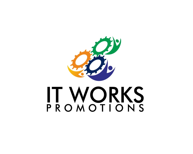 Logo Design by ronny - Entry No. 55 in the Logo Design Contest Creative Logo Design for It Works Promotions.