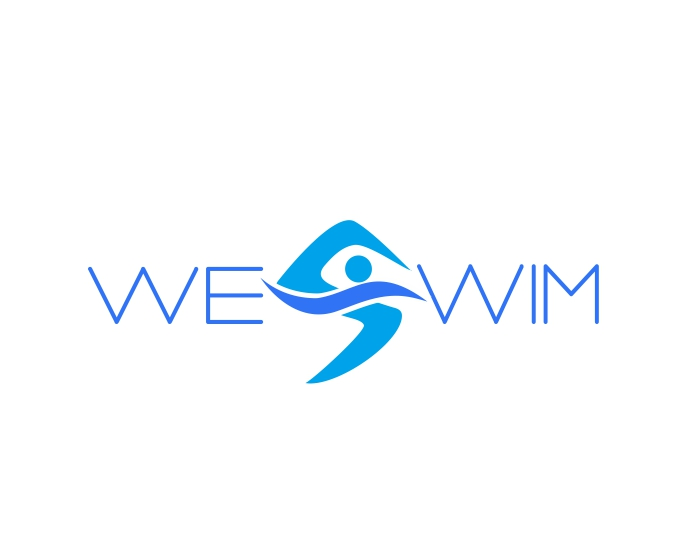 Logo Design by ronny - Entry No. 48 in the Logo Design Contest Captivating Logo Design for We Swim.