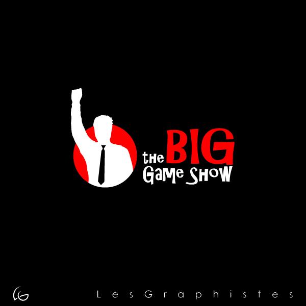 Logo Design by Les-Graphistes - Entry No. 44 in the Logo Design Contest The Big Game Show logo.