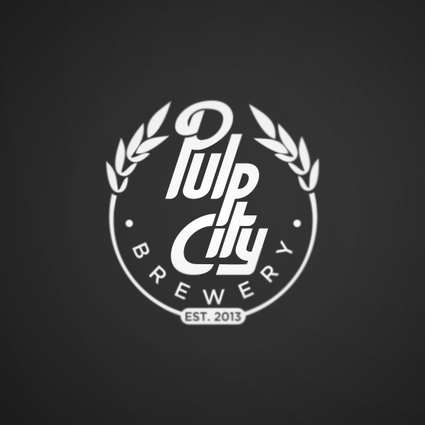 Logo Design by Private User - Entry No. 49 in the Logo Design Contest Artistic Logo Design for Pulp City Brewery.