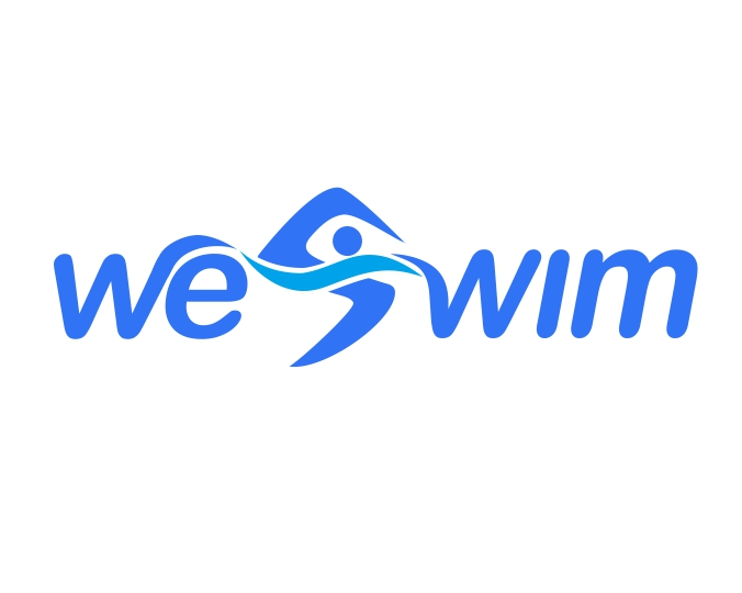Logo Design by ronny - Entry No. 56 in the Logo Design Contest Captivating Logo Design for We Swim.