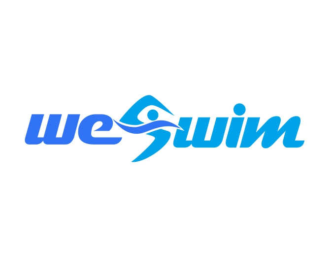 Logo Design by ronny - Entry No. 57 in the Logo Design Contest Captivating Logo Design for We Swim.