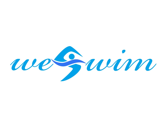 Logo Design by ronny - Entry No. 58 in the Logo Design Contest Captivating Logo Design for We Swim.