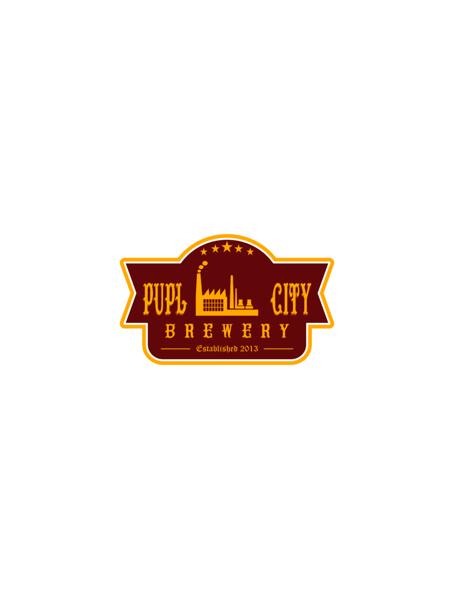 Logo Design by RasYa Muhammad Athaya - Entry No. 52 in the Logo Design Contest Artistic Logo Design for Pulp City Brewery.