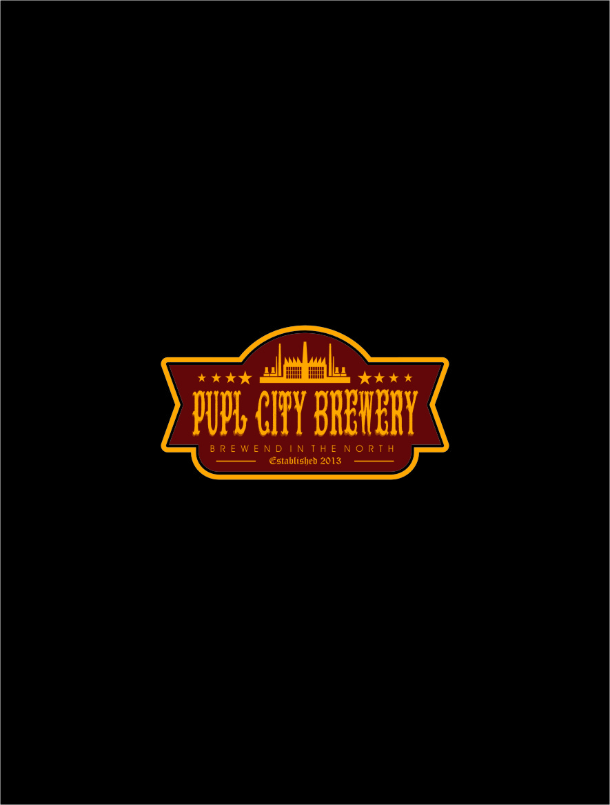 Logo Design by RasYa Muhammad Athaya - Entry No. 55 in the Logo Design Contest Artistic Logo Design for Pulp City Brewery.