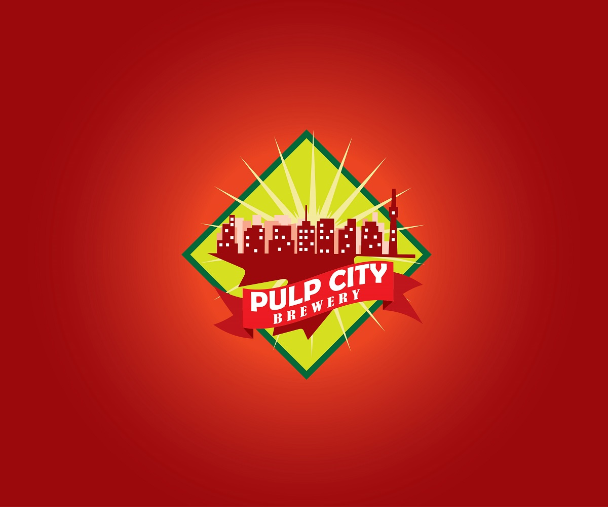 Logo Design by jhunzkie24 - Entry No. 56 in the Logo Design Contest Artistic Logo Design for Pulp City Brewery.