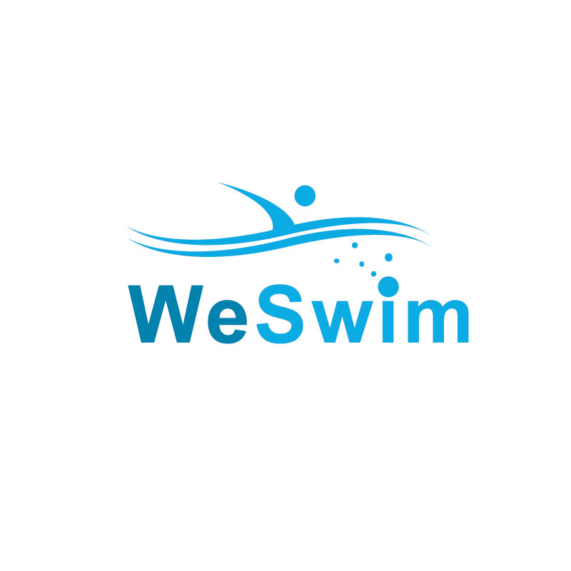 Logo Design by Private User - Entry No. 62 in the Logo Design Contest Captivating Logo Design for We Swim.