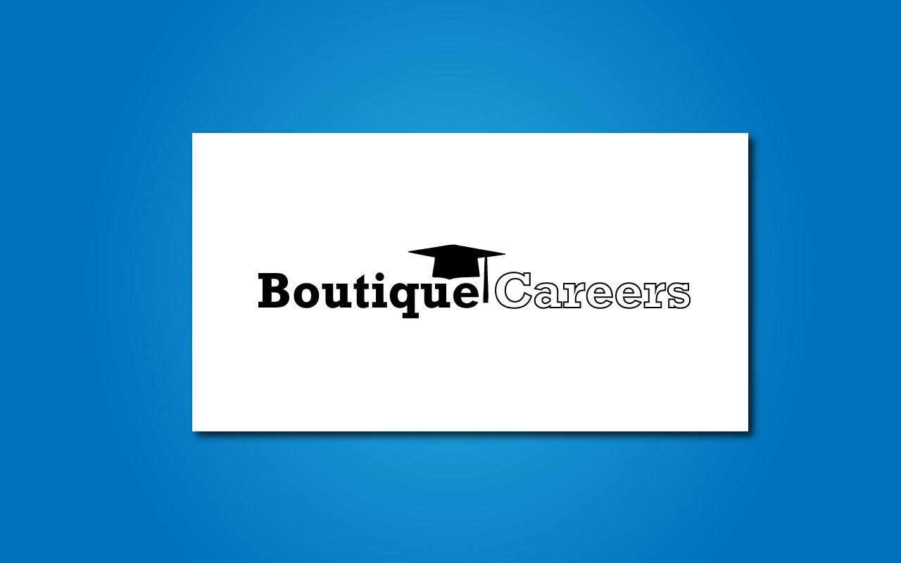 Logo Design by Jagdeep Singh - Entry No. 17 in the Logo Design Contest Captivating Logo Design for Boutique Careers.