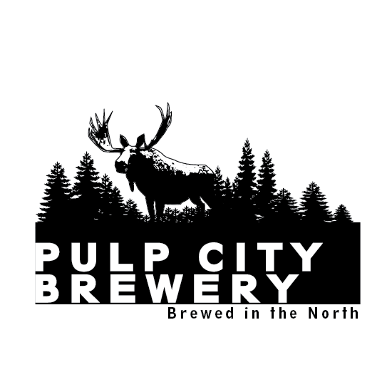 Logo Design by Chris Cowan - Entry No. 60 in the Logo Design Contest Artistic Logo Design for Pulp City Brewery.