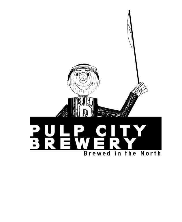 Logo Design by Chris Cowan - Entry No. 61 in the Logo Design Contest Artistic Logo Design for Pulp City Brewery.
